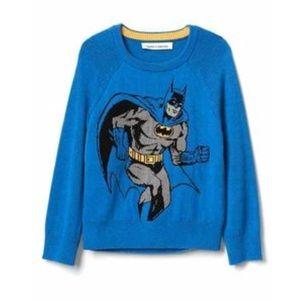 Gap x Junk Food Batman Sweater